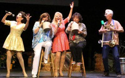 Original Hee Haw Honeys reunite in Sun City